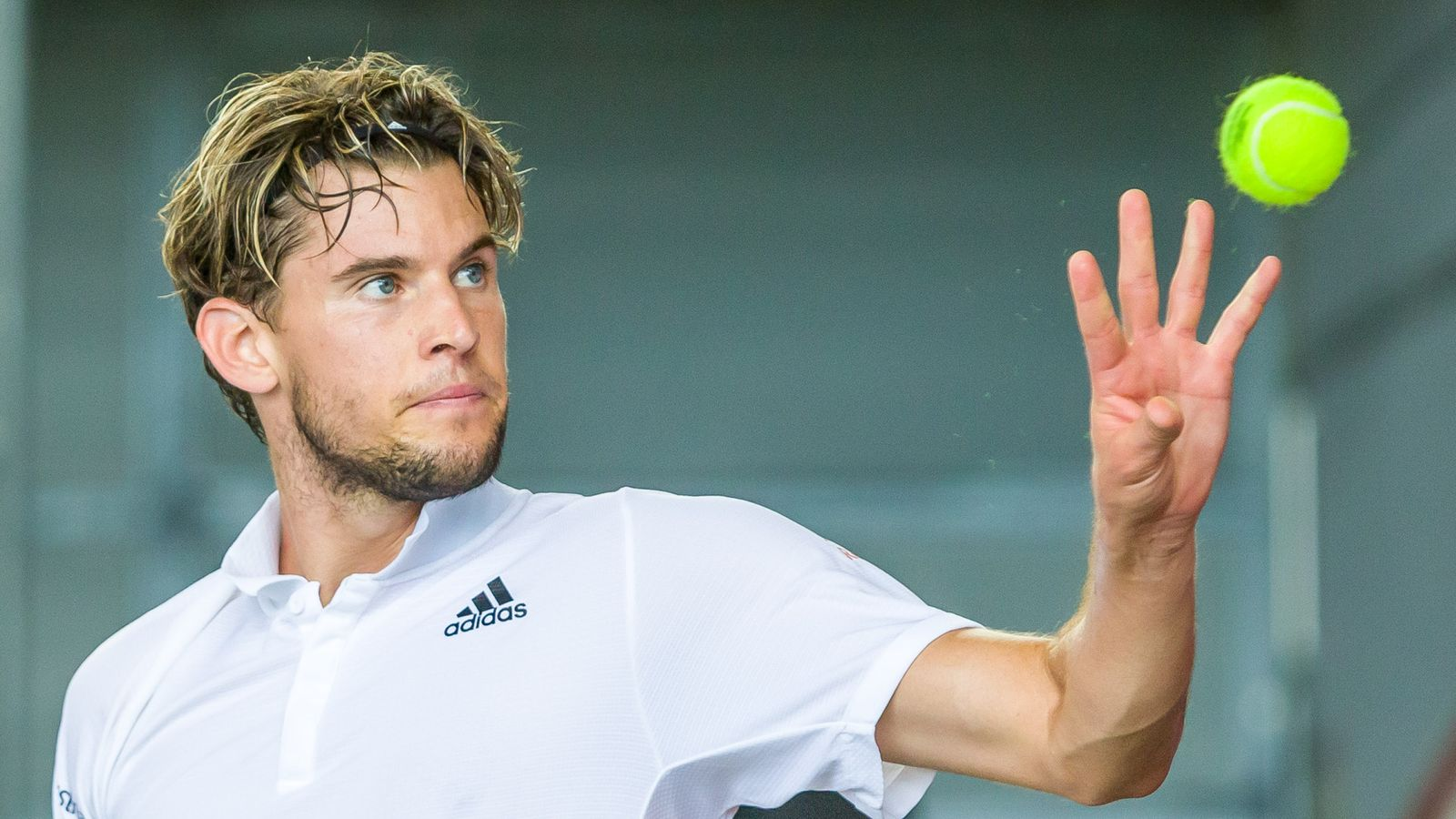 US Open: Dominic Thiem prepared to show resilience in ...