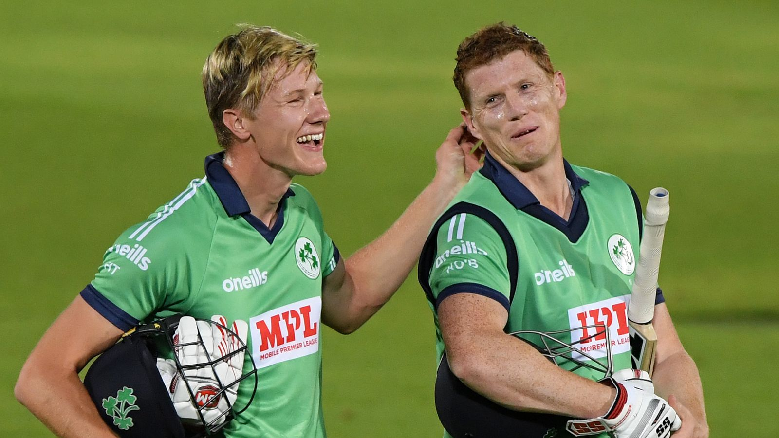 Ireland's 'unbelievable' win over England can start new chapter of Irish cricket, says Niall O'Brien