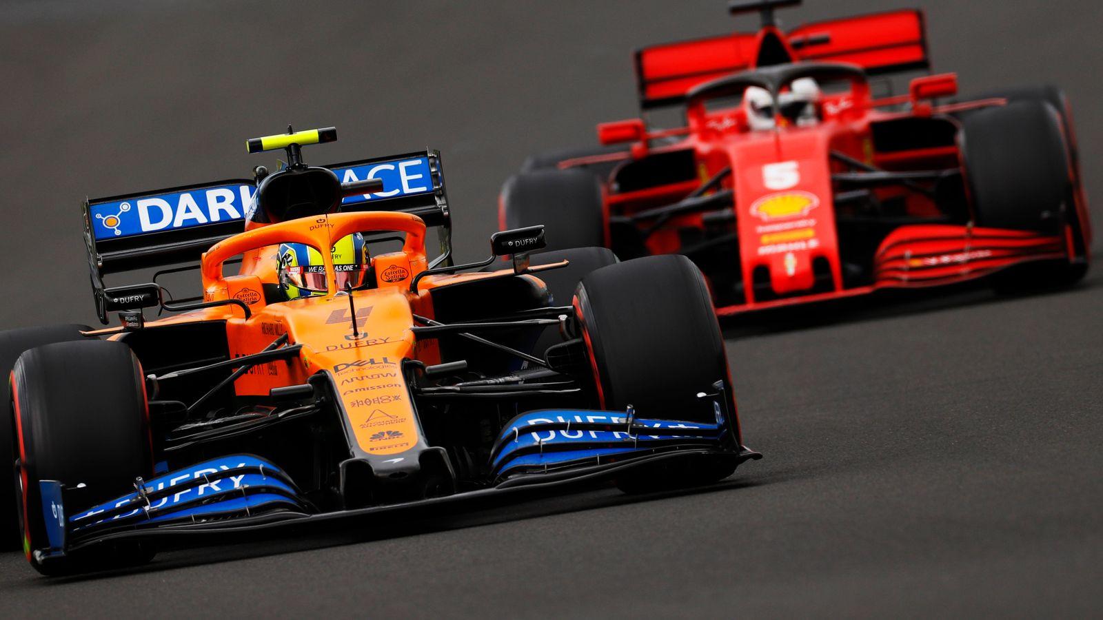 Ferrari, McLaren, Williams first F1 teams to confirm ...