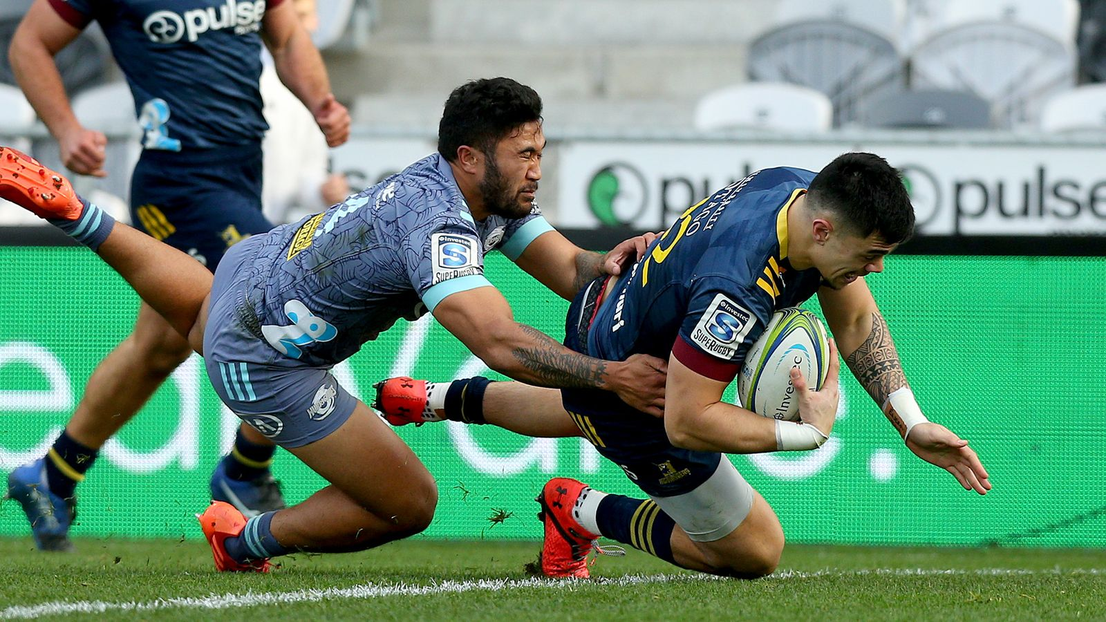 Super Rugby Aotearoa: New Zealand Rugby confirm five-team competition to return in 2021