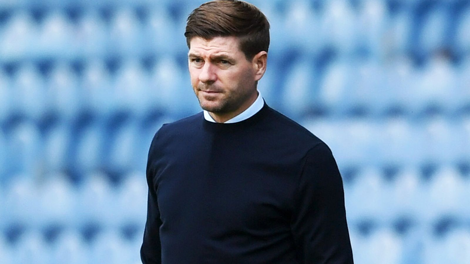 Steven Gerrard: Rangers boss excited about attacking options available