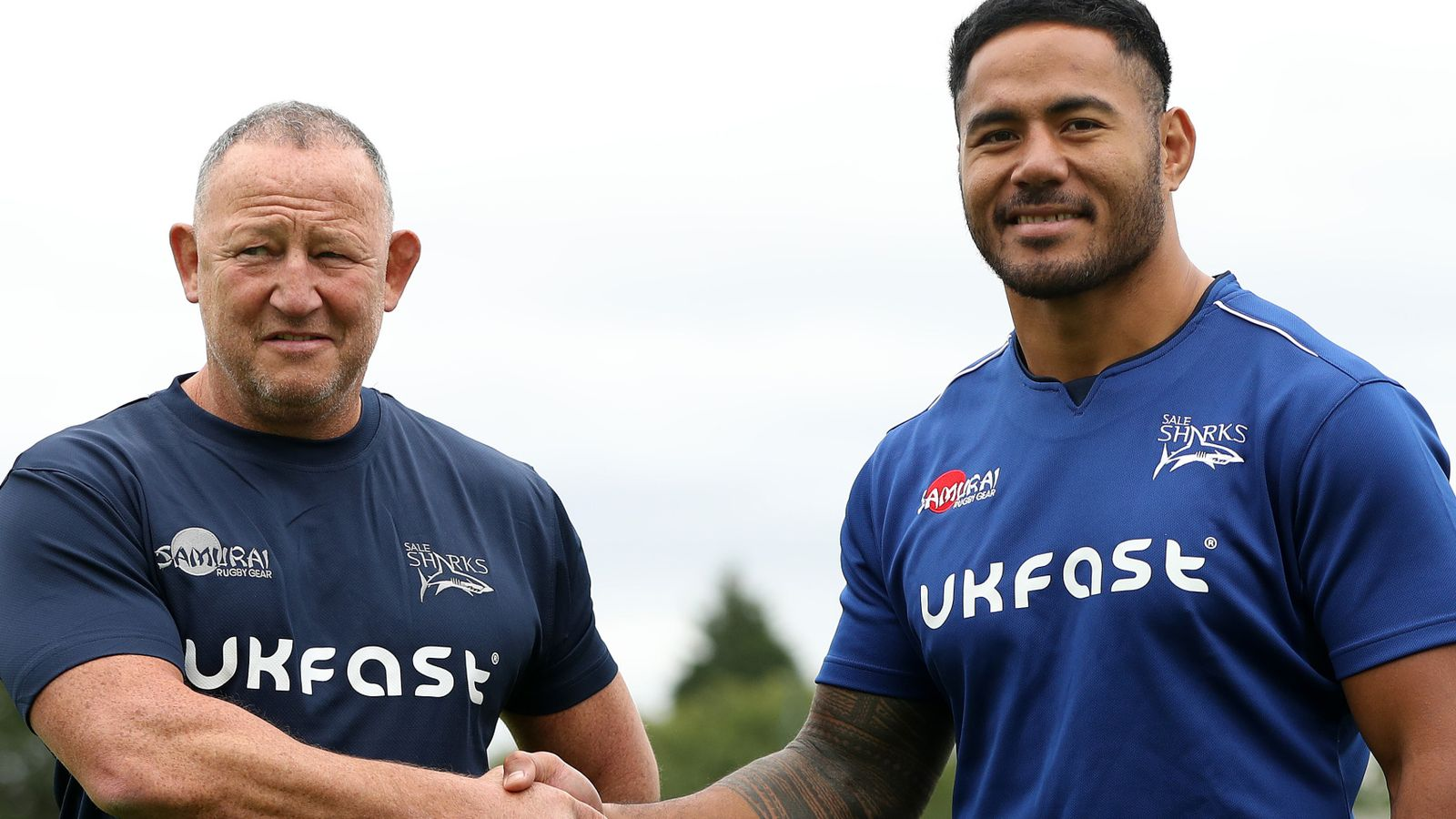Manu Tuilagi: Sale Sharks boss Steve Diamond backs England centre to make immediate impact