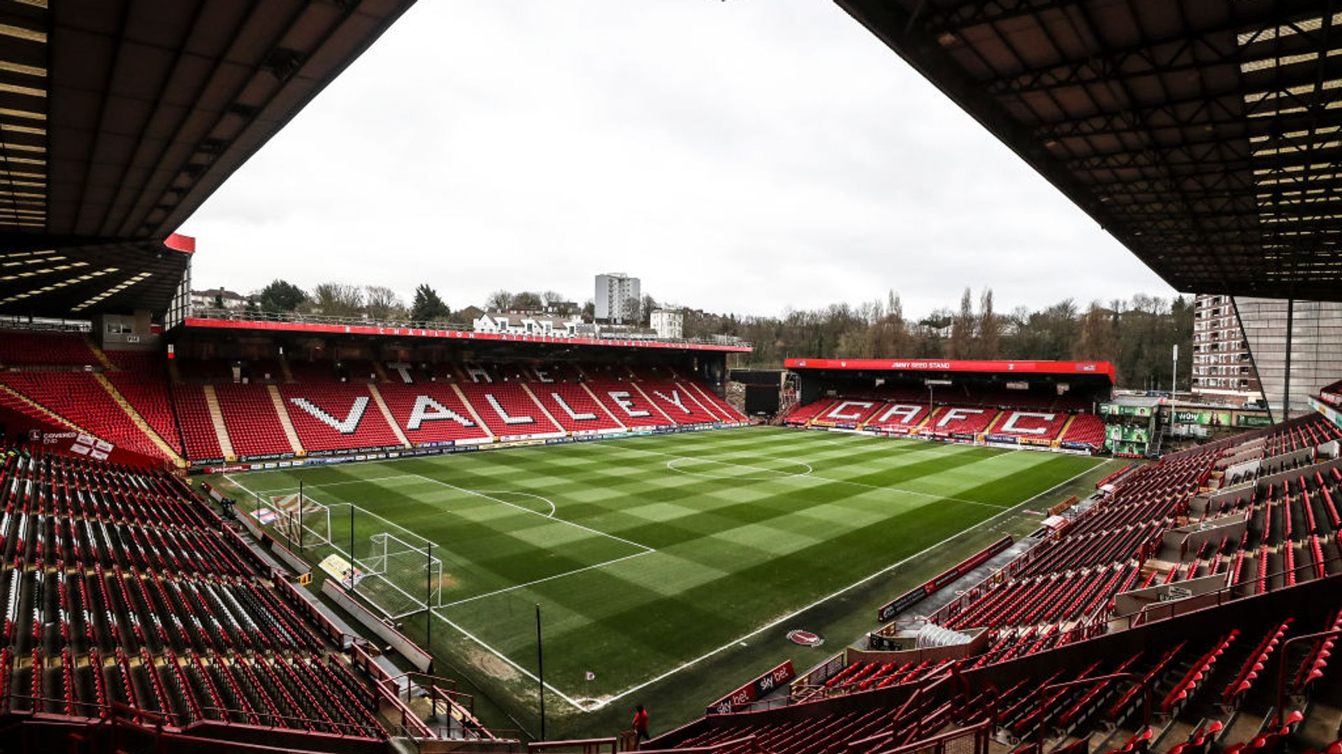 Charlton fans occupy boardroom in ownership protest