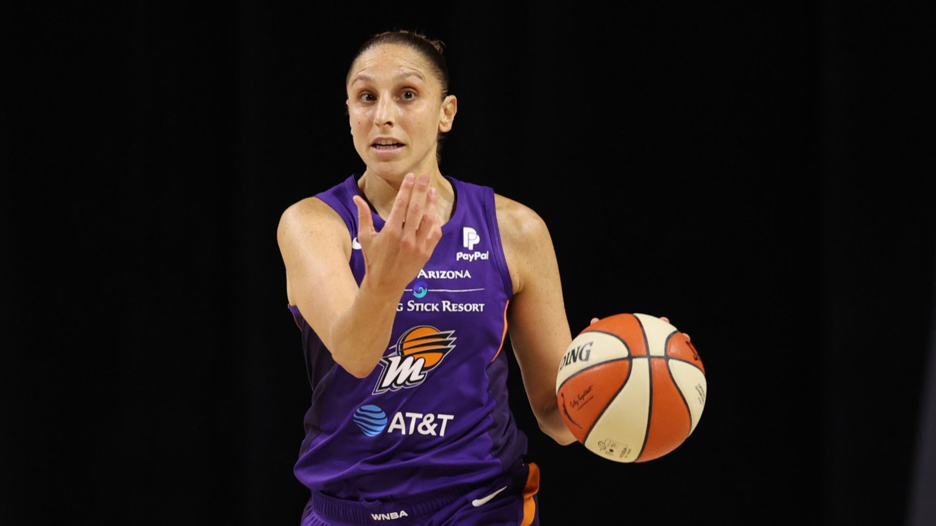 WNBA: Taurasi leads Mercury to fourth straight win - sky sports