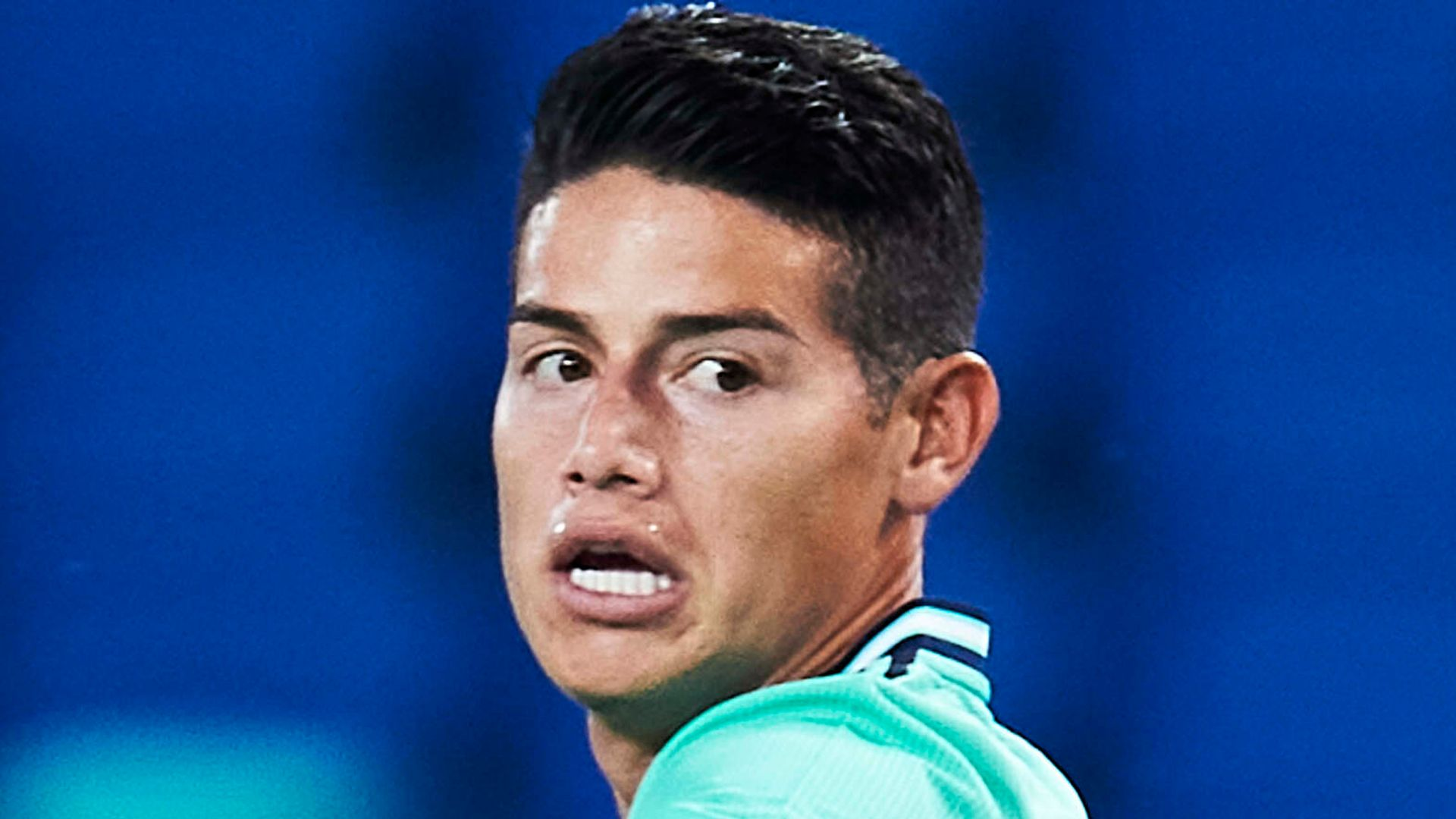 James Rodriguez and Allan to have Everton medicals