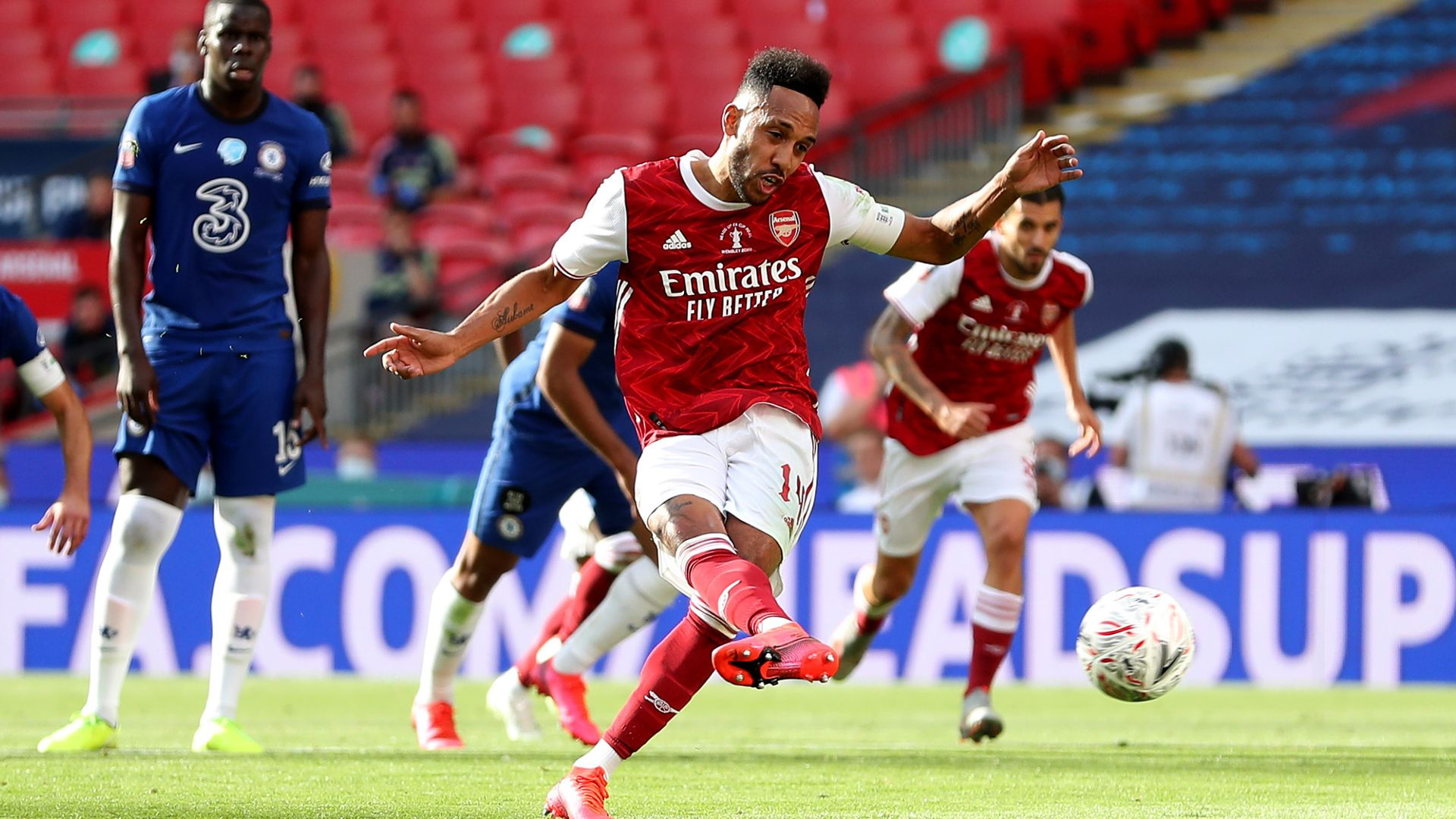 Race for Europe: What Arsenal's FA Cup win means