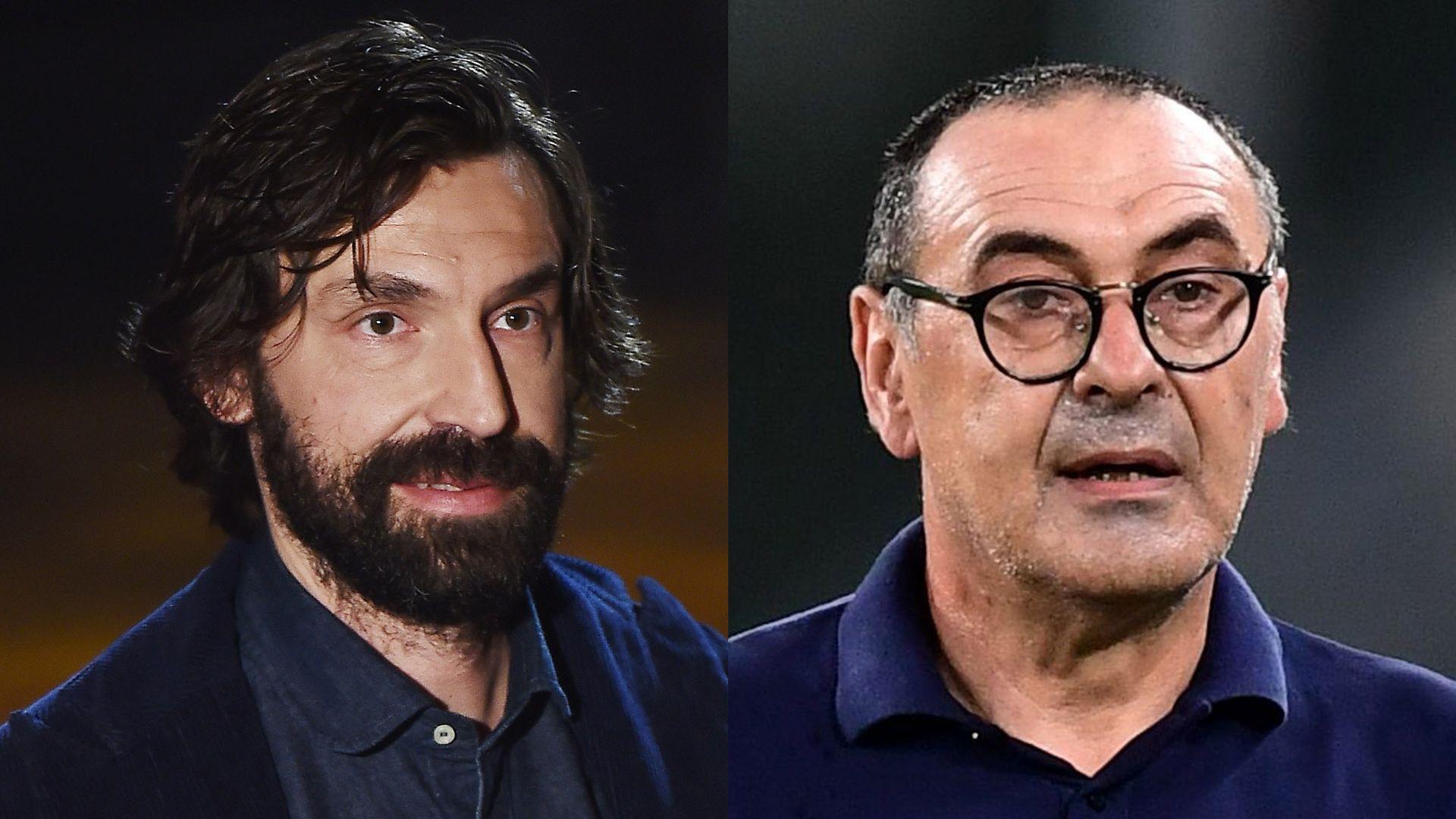 Juve: Sarri's failure, Pirlo's project