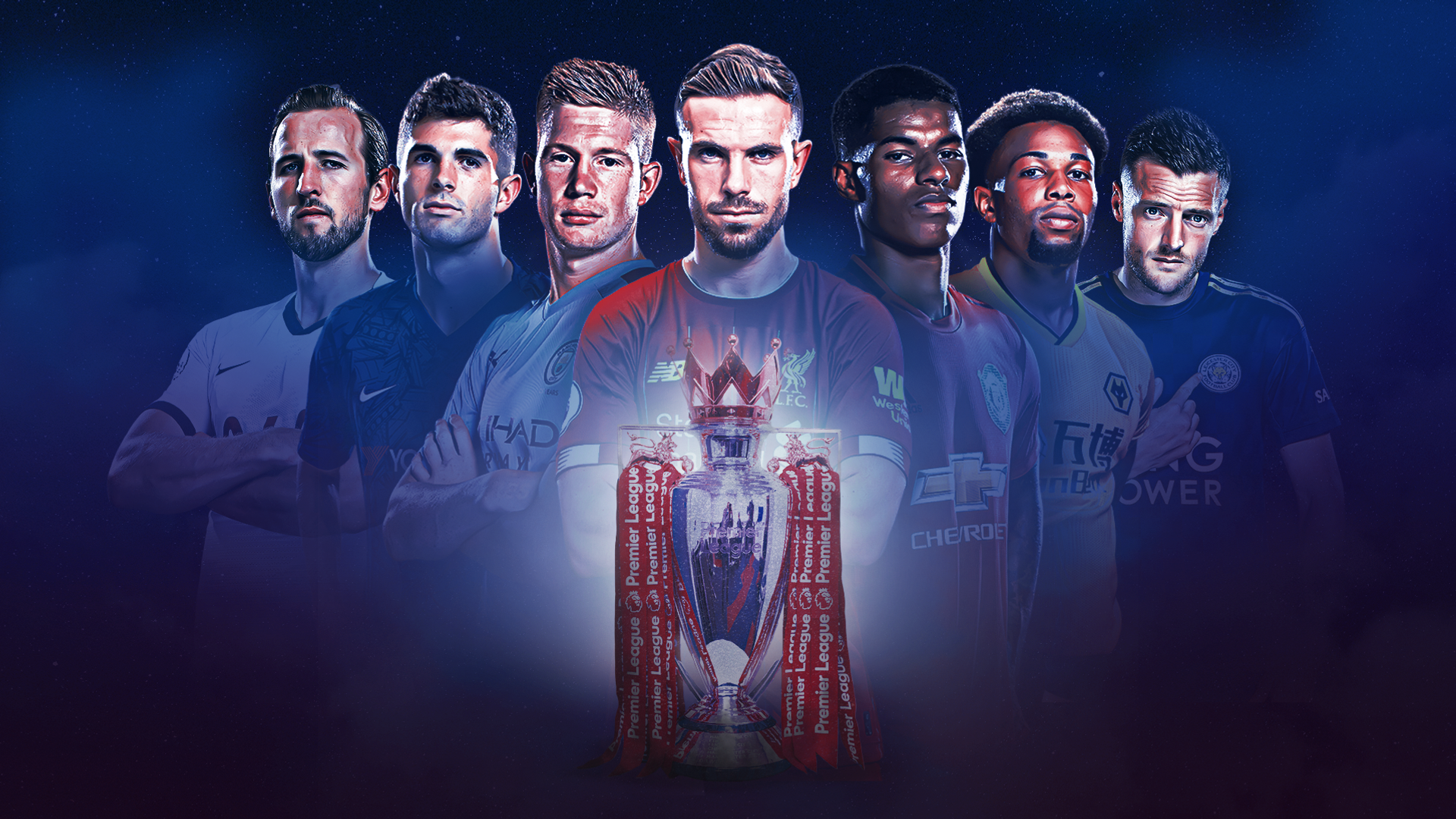 Premier League live on Sky Sports - fixtures, dates and kick-off times