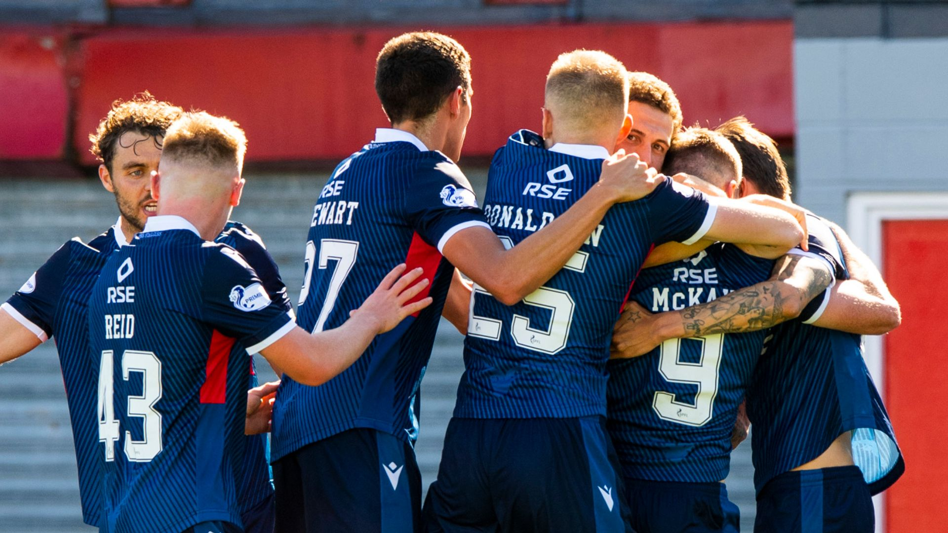 McKay maintains perfect Ross County start