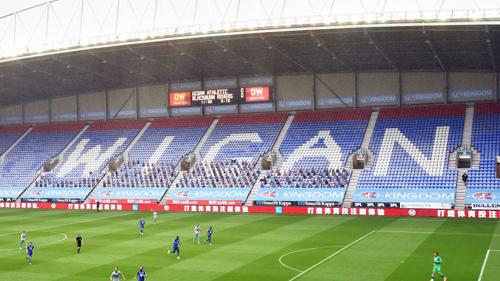 Wigan administrators hopeful of deal before new season