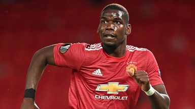'Pogba expects contract talks after Europa League'