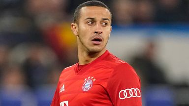 Thiago Alcantara 360: The view from all sides