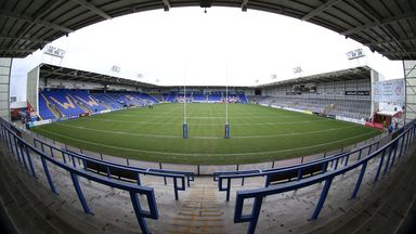 The Halliwell Jones Stadium will host a round of Super League fixtures at the end of August
