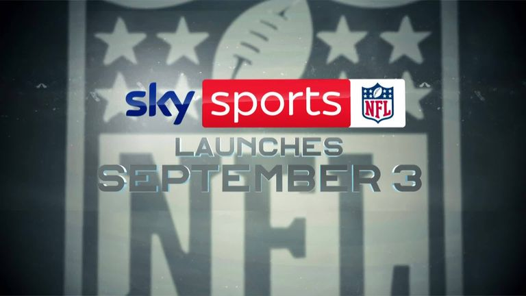 The NFL returns to Sky Sports this September with a dedicated channel, new shows and old favourites