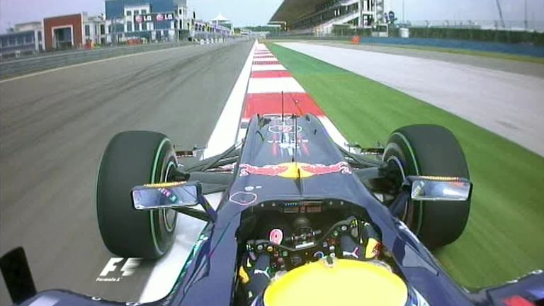 Go on board with 2010 polesitter Mark Webber for a lap of the fast and very challenging Istanbul Park ahead of the Turkish GP's return to Formula 1.