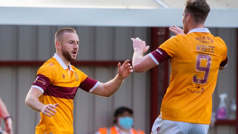 Motherwell are yet to win in the Scottish Premiership this season