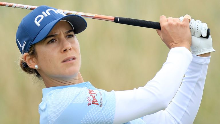 Munoz is a five-time winner on the Ladies European Tour
