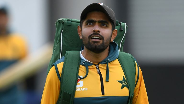 Pakistan captain Babar Azam will miss the Boxing Day Test against New Zealand with a broken thumb
