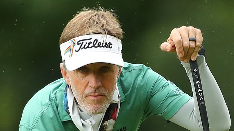 Quigley carded a one-under 71 on Sunday