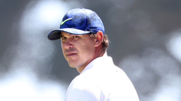 Koepka stumbled to a 74 in the final round