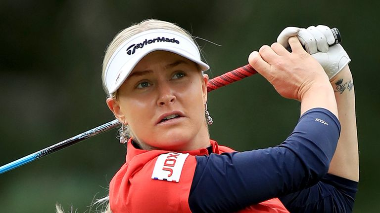 Charley Hull fired a superb 66 at The Berkshire