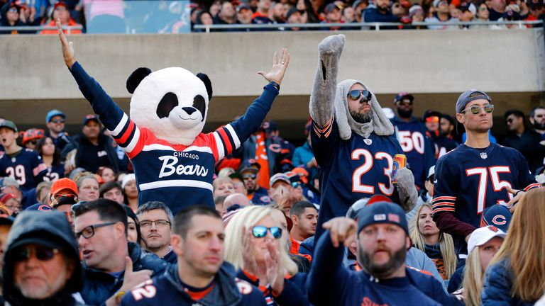 The Bears will not have fans in the stadium when they begin the season