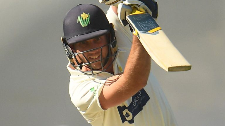 Chris Cooke (82) was the only Glamorgan player to pass 26
