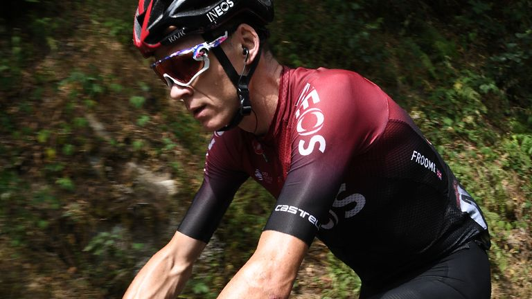 Chris Froome will leave Team Ineos at the end of the season