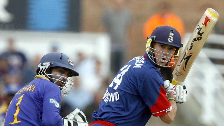 Pietersen scored more than 4,000 ODI runs for England