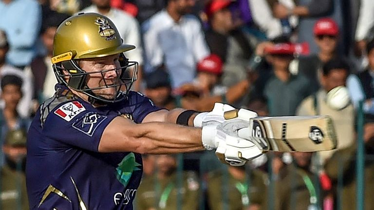 Quetta Gladiators' Shane Watson is among the Pakistan Super League's big names from overseas