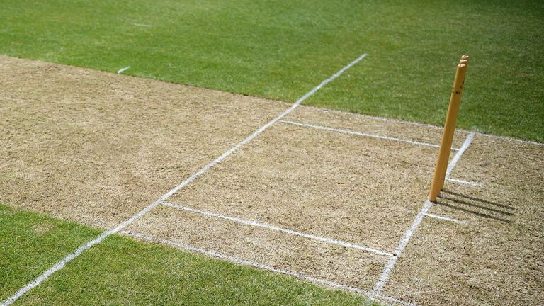 Front foot no-ball technology is being used for the first time in Test cricket