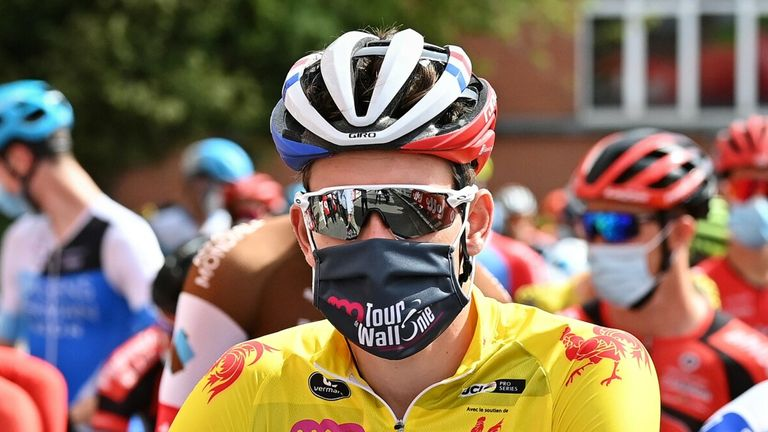 Cycling organisers have introduced a range of measures to protect riders and teams from coronavirus