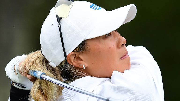World No 2 Danielle Kang is looking for her second major title