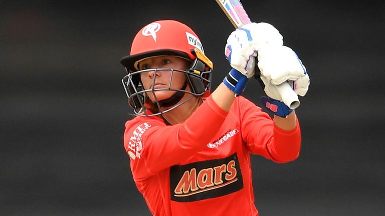 Wyatt impressed during a stint with Melbourne Renegades in the BBL over the winter