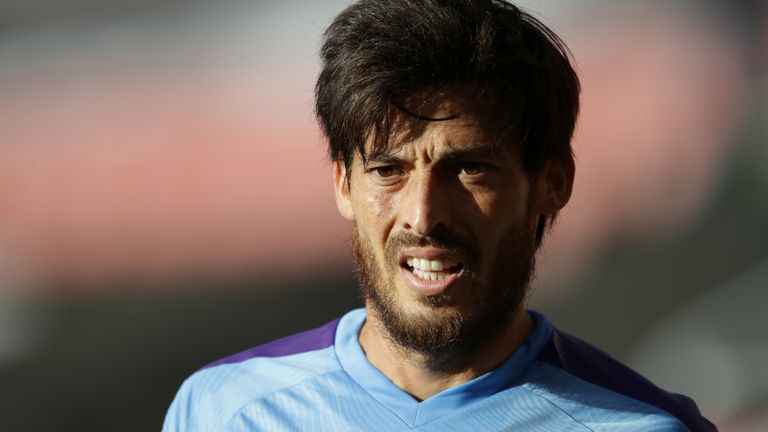 David Silva has returned a positive test for COVID-19, following his move on a free transfer to Real Sociedad