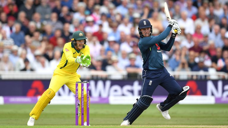 Australia lost 5-0 in a five-match ODI series when they toured England in 2018