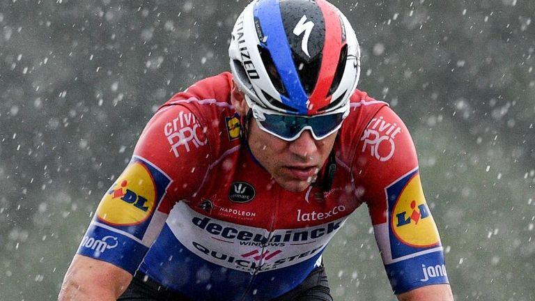 Fabio Jakobsen had facial surgery last Thursday