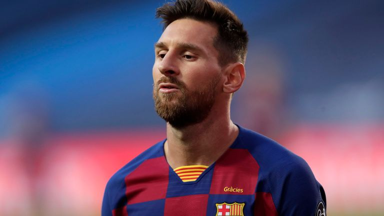 Lionel Messi wants to leave Barcelona after nearly two decades at the club