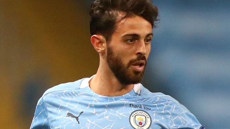 Bernardo Silva says Man City have a great chance of winning the Champions League this year