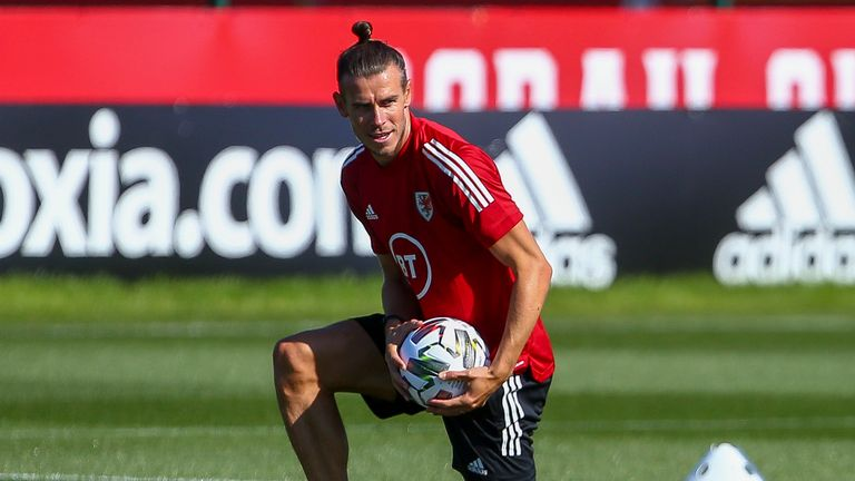 Gareth Bale has been frozen out at Real Madrid but remains key to Wales' hopes of promotion from League B