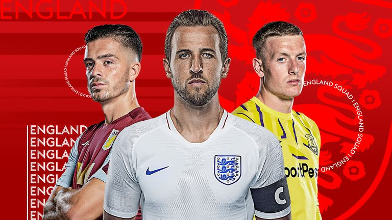 Will Jack Grealish and Jordan Pickford be in England's starting XI with Harry Kane at next summer's European Championships?