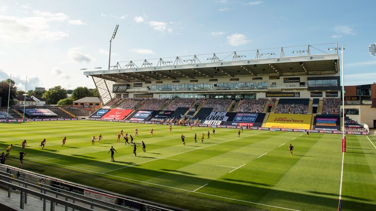 Headingley is the venue for Round 15's two double-headers