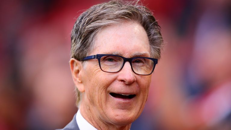 John W Henry says Liverpool's achievements top his success with Boston Red Sox