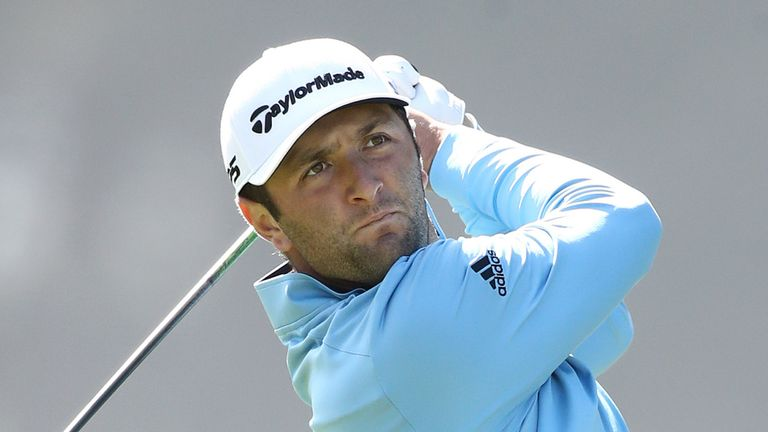Jon Rahm won the Memorial Tournament and BMW Championship in 2020