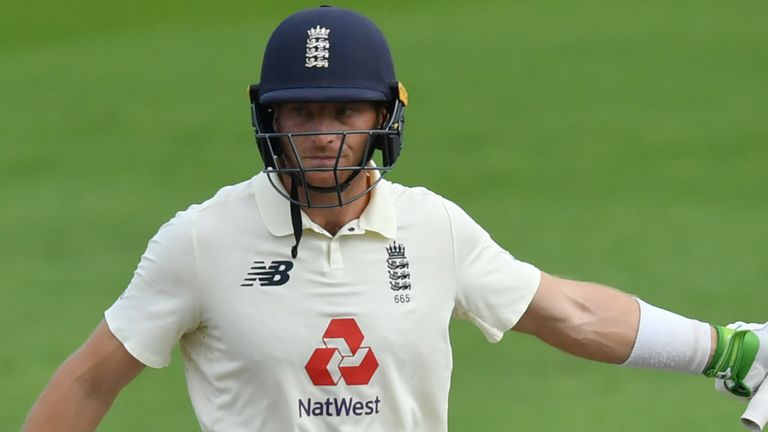 Buttler wanted to atone for his errors behind the stumps