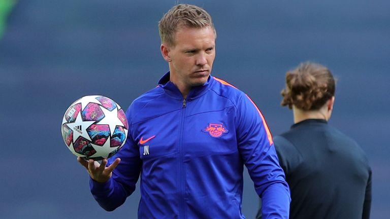 Julian Nagelsmann is adamant his team will cope without Timo Werner