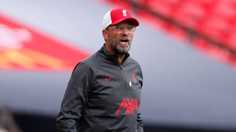 Jurgen Klopp's Liverpool beat Blackpool 7-2 at Anfield on Saturday