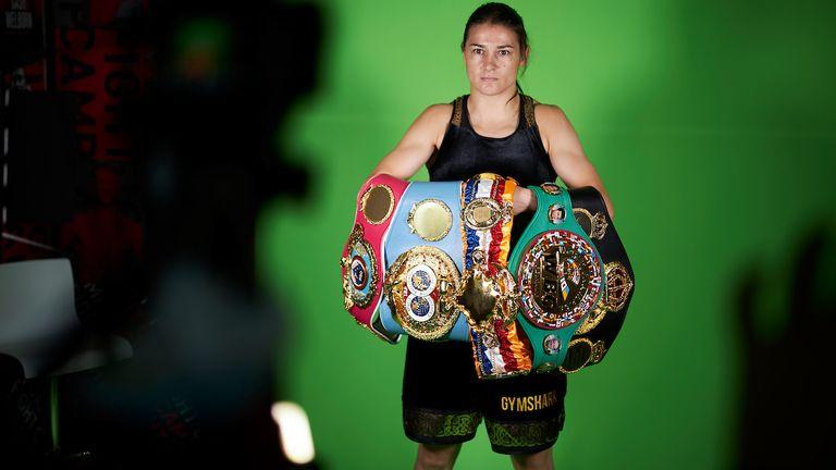 Taylor defends every major lightweight belt