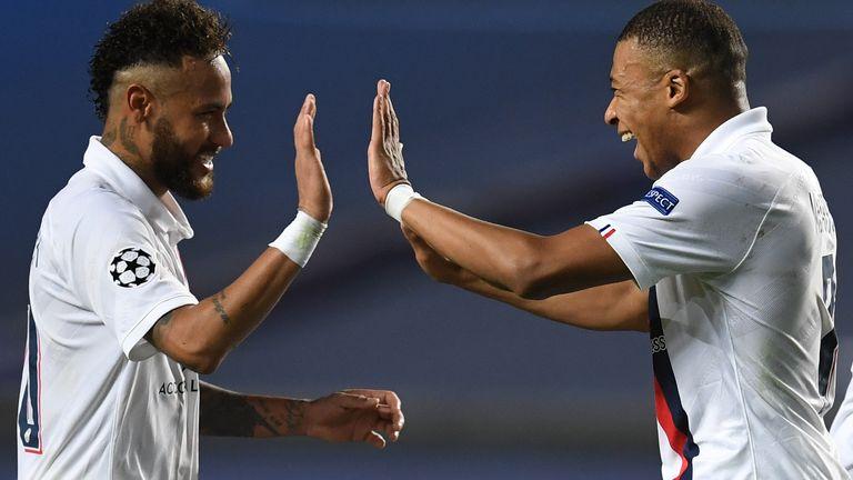 Mbappe Champions