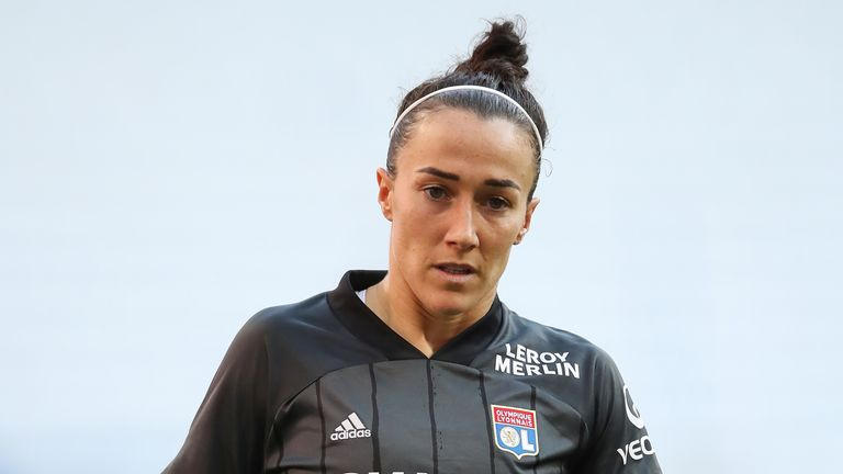 Lucy Bronze has said she will be leaving Lyon after a successful three-year spell with the French side